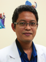 dr. Nedi Hidayat, Sp.A, M.Biomed