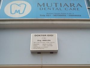Mutiara Dental Care Taman Palem