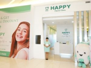 Happy Dental Clinic Baywalk Mall
