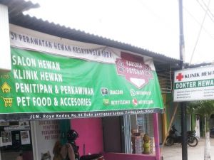 Karunia Pet Shop dan Clinic