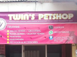 Twin's Petshop & Clinic